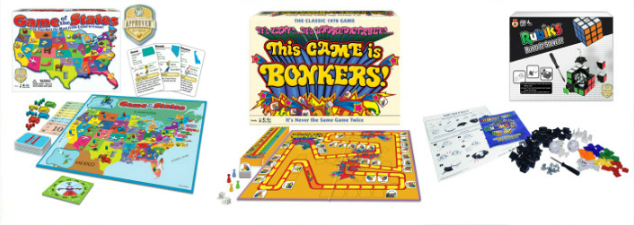 Discover 3 New Exciting Family Games from WinningMoves