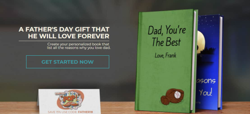 022a37ea0f On Fathers's Day Day Tell Dad What He Means To You with A Father's Day Gift  That He'll Love Forever.