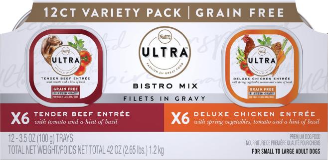 Grain Free Probiotic Dog Food